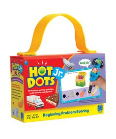 Love this Problem Solving Hot Dots Jr. Card Set by Hot Dots on #zulily! #zulilyfinds