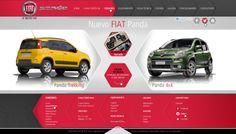 FIAT Panda : Trekking y 4x4 FIAT, como cliente directo, nos encargo el desarrollo de un site en HTML5 para el lanzamiento de dos nuevas versiones de este vehículo. ver demo: http://www.e-zense.com/portfolio/fiat/panda_trekking-4x4/