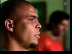 One of my favorite ads of all time! Brazil vs Portugal Nike Ad 2004  CR7 vs Ronaldinho  Ronaldo Vs Figo