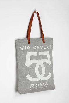 5PREVIEW Via Cavour Tote Bag
