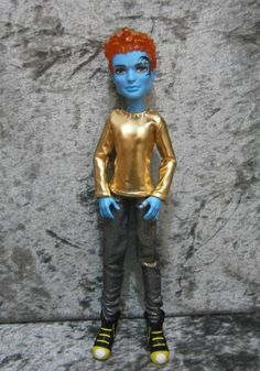 Sweater and jeans for monster high boys by moonsight68 on Etsy, $9.50