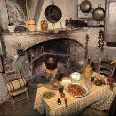 Antico e presente #gargano #puglia