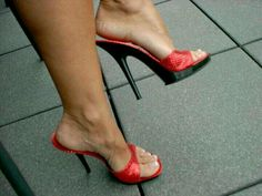 Tacones destalonados : Photo