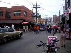 Kingston Market- Toronto, ON