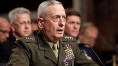 """Image copyright                  Reuters                  Image caption                                      El general retirado James Mattis tiene 66 años y cumplió 44 años de trayectoria en los Cuerpos de Marines.                                """"Sé cortés, sé profesional, pero ten un plan para matar a todos los que conozcas"""". Este fue uno de lo"""
