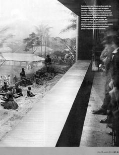 L'Humanité Dimanche - Les Zoos Humains