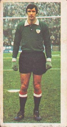 Cromos de Iríbar, el que pudo ser Balón de Oro (11). Temporada 1975-76.