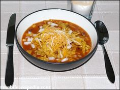 Comment on Cheese Enchilada Chowder