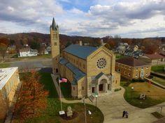 Sacred Heart Church, New Philadelphia