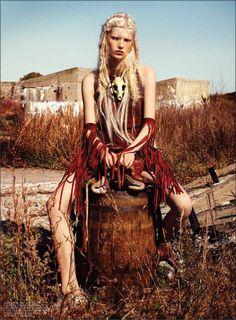 Photographer Craig McDean for Interview magazine