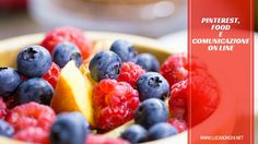 Sia per i brand di settore che per i Food Blogger, Pinterest rappresenta una grande opportunità di visibilità.