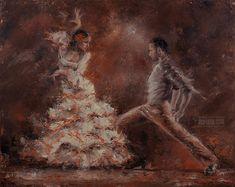 Artwork by Alexandrina Karadjova-Acrista Art Calendar, Sketch Painting, Painting Art, Expressive Art, Medium Art, Lovers Art, Magic, Canvas, Artist