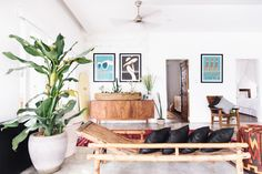 We're Drooling Over This Exotic Bohemian Villa — Bloglovin'—the Edit