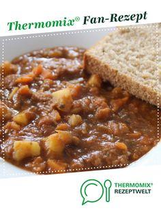 Rindfleisch-Entopf von vip. Ein Thermomix ® Rezept aus der Kategorie Hauptgerichte mit Fleisch auf www.rezeptwelt.de, der Thermomix ® Community.
