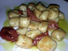 Ready, Set, Cook! Special Edition Contest Entry: This is a great way to liven up an everyday night. These gnocchi are light and delicate and the sauce is packed with flavor.