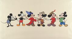 Mickey Mouse Walt Disney's primary cartoon character, who made his debut in Steamboat Willie on November at the Colony Theater in New York. Disney Mickey Mouse, Mickey Mouse Y Amigos, Mickey Mouse And Friends, Disney Pixar, Disney Animation, Disney Amor, Arte Disney, Disney Love, Disney Magic