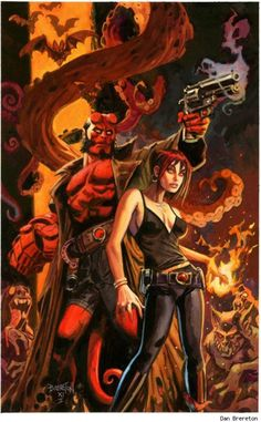 Dark Horse Comics: Hellboy