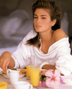 Cindy Crawford has been on about every magazine cover!