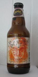 Founders Brewing Company Red's Rye PA, Rye Beer 6.6%ABV - Had in L5P