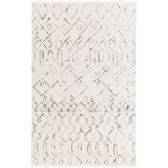 Perfect for a simple space filled with soft neutrals our Kajal Rug features a tribal-esque sketch and a boho-inspired fringe. The beautiful woven raised pattern emphasizes the unique shapes for some dimension, a perfect way to add some texture to your spa Diamond City, Transitional Area Rugs, Thing 1, Accent Rugs, Throw Rugs, Wool Area Rugs, Woven Rug, Rug Size, Size 2