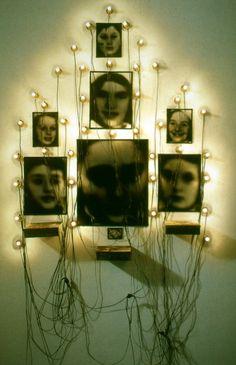 Monument Odessa, Christian Boltanski - Collection Lambert - Avignon. 07/2012