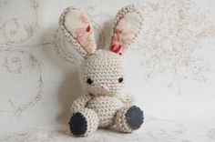 Crochet Bunny! By SaffyLoves