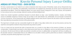 Kravitz Personal Injury Lawyer 17 Colborne Street East Orillia, ON L3V 3L3 (705) 242-2761