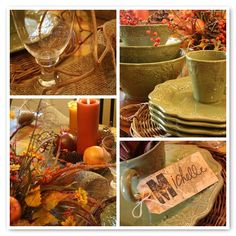 Sweet Something Designs: Twiggy Tablescape