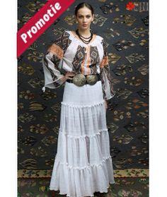 Iiana - Cucuteni ❤️ care-i mai frumoasa ? Folk Costume, Costumes, Cover Up, Victorian, Dresses With Sleeves, Embroidery, Blouse, Long Sleeve, Shirts