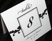 table numbers wedding on Etsy, a global handmade and vintage marketplace.