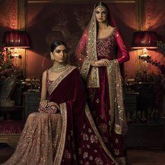Lehenga Sale: Buy Latest Designs of Lehenga Choli : Panache Haute Couture Indian Bridal Fashion, Indian Wedding Outfits, Bridal Outfits, Asian Fashion, Indian Outfits, Pakistani Dresses, Indian Dresses, Indian Sarees, Sabyasachi Sarees