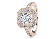 Vintage Engagement Rings: Hand Made Vintage Diamond Rings From 77 Diamonds