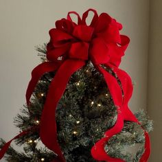 check out red velvet christmas tree topper bow red velvet tree bow christmas tree