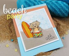 Newton's Nook Designs: NND July Release - Day 2 - Beach Party!