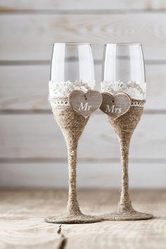 Dia de casamento é dia de brindes e desejos!