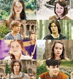 The Children of Narnia