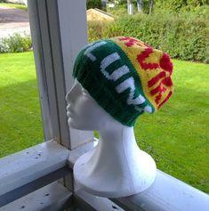Berits Lille Hobbykrok: Kvikk Lunsj lue mønstrene flyttes hit Diy Nightstand, Jewelry Case, Handicraft, Decorative Items, Diy Design, Easy Crafts, Headbands, Knitted Hats, Knitting Patterns