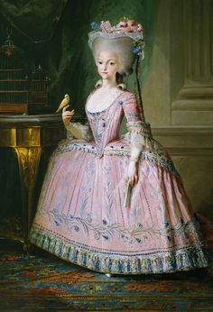 Mariano Salvador Maella. Carlota Joaquina, Infanta de España, Reina de Portugal, 1785.