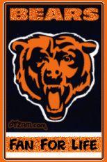 Bears Fan For Life