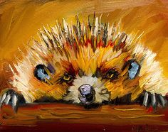 Hedgehog Fun by Diane Whitehead