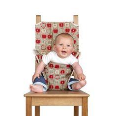 Totseat - Chaise nomade Totseat pour bébé - Maman Natur'elle