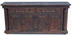 Atlas berber cabinet