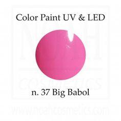 Color Paint UV GEL n.37 Big Babol