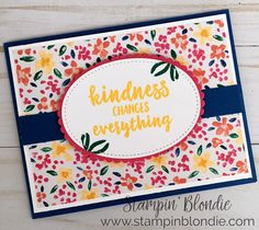 Stampin' Blondie: Stampers By The Dozen Hop - Throwback Crafting!