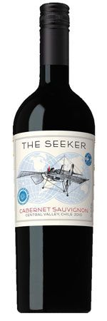 The Seeker Cabernet Sauvignon 2010 - special price on Wine.com
