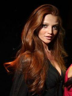 Redhead of the day _