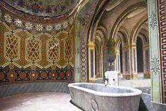sammezzano castle | The Florentine - article » Explore Sammezzano Castle