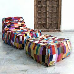 The Bubble Sofa - Versace launched his own line of furniture stamped ...