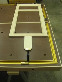 Torsion Box Assembly Table Photo:  This Photo was uploaded by russ_p_alexander. Find other Torsion Box Assembly Table pictures and photos or upload your ...