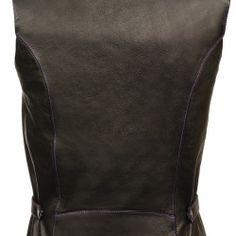 Biker Vest for Women Ladies Leather jackets
